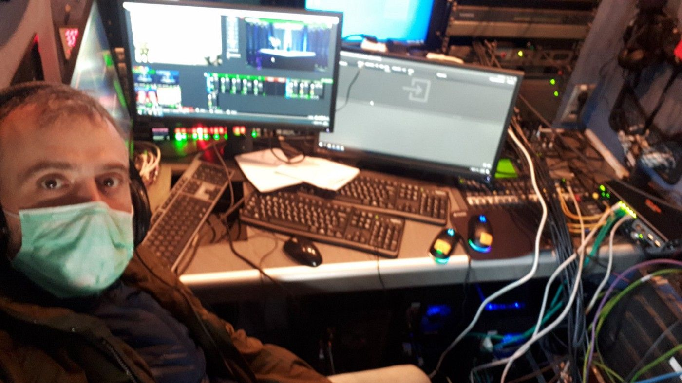 Video Transport helps remotely produce TV content for Ukranian broadcasters
