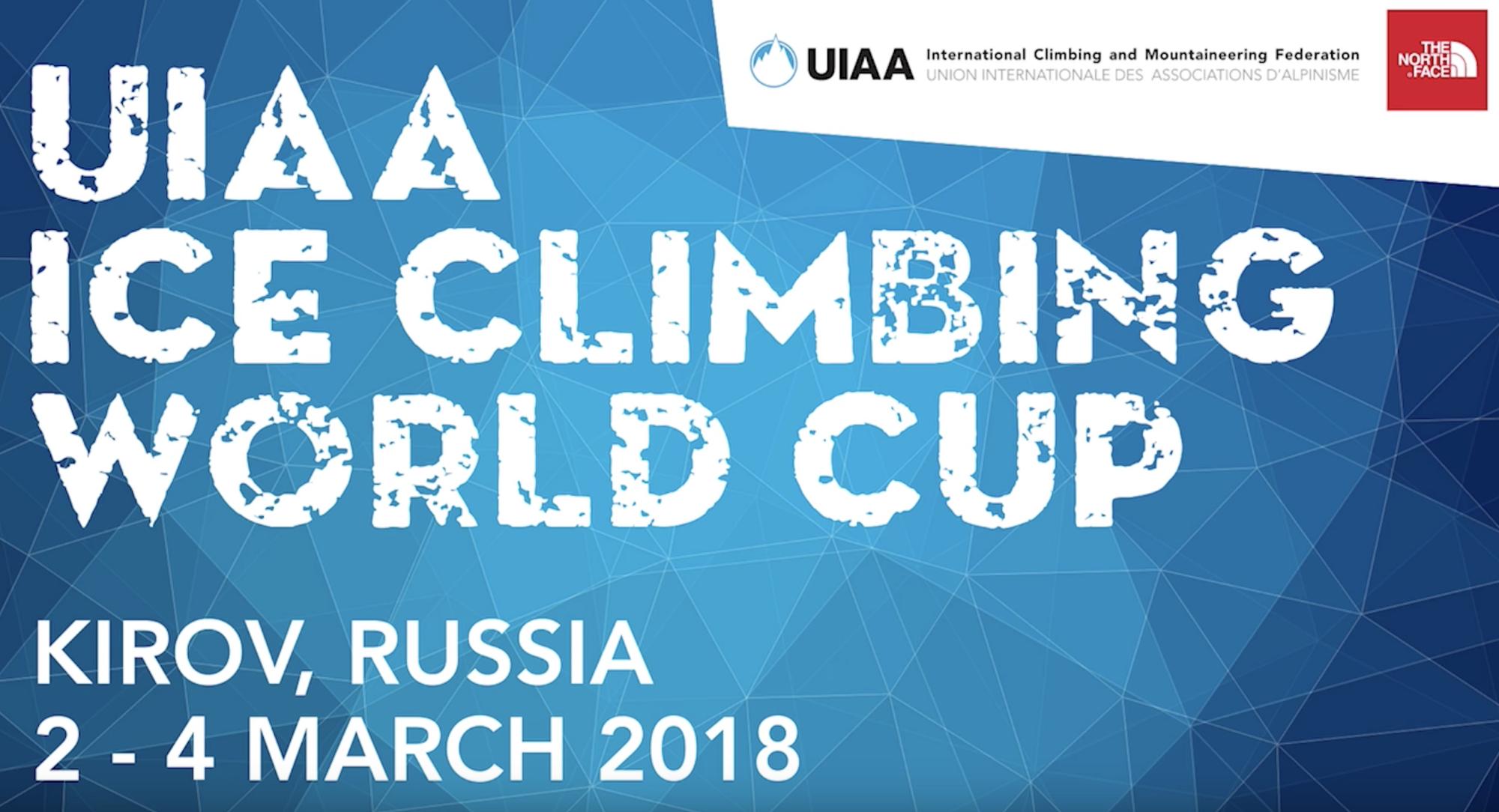 Upstream Media streams Ice Climbing World Cup with Medialooks' transport