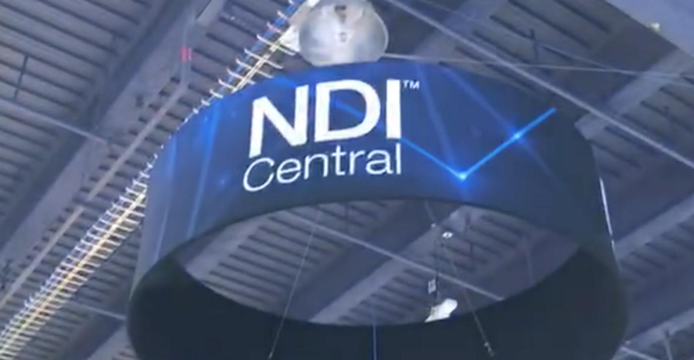NewTek to ship NDI® 3.5 soon after NAB