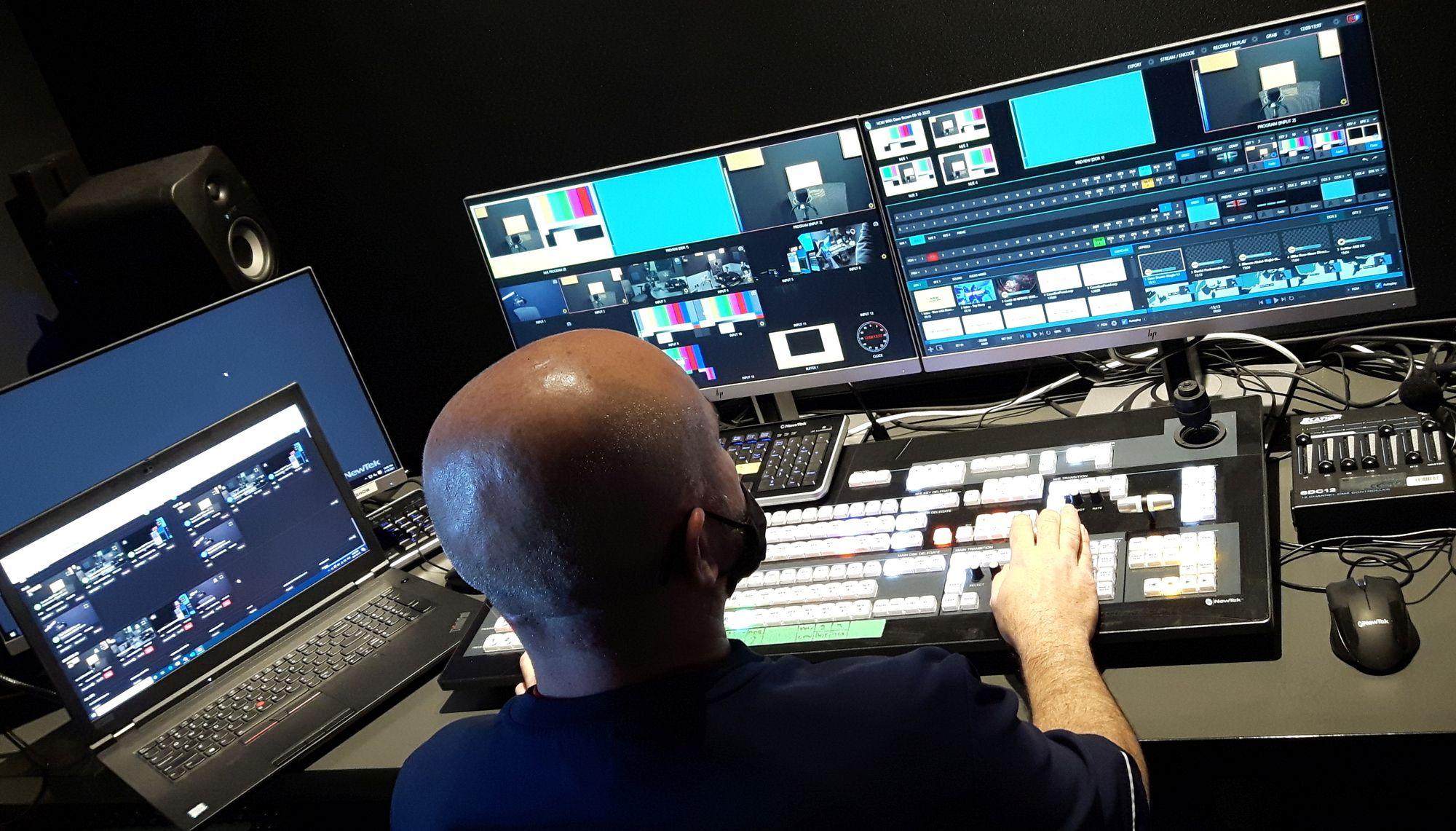 Accessible Media Inc. (AMI) deploys VT for remote multi-camera production